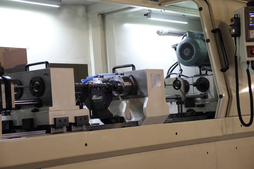 ZK2115E*2/800双轴数控深孔钻床