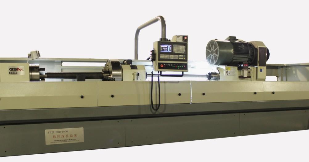 ZK21100D/1000数控深孔钻床